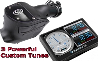 2008-2010 F250 & F350 6.4L Phase 1 Kit - Cold Air Intake, Tuner & 3 Custom Tunes
