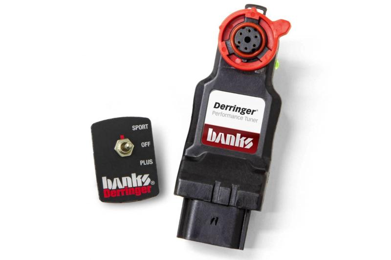 2017-2019 F250 & F350 6 7L Banks Derringer Tuner w/ Switch