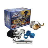 1999-2000 Mustang V6 3.8L BBK 65mm Throttle Body & Cold Air Intake Kit