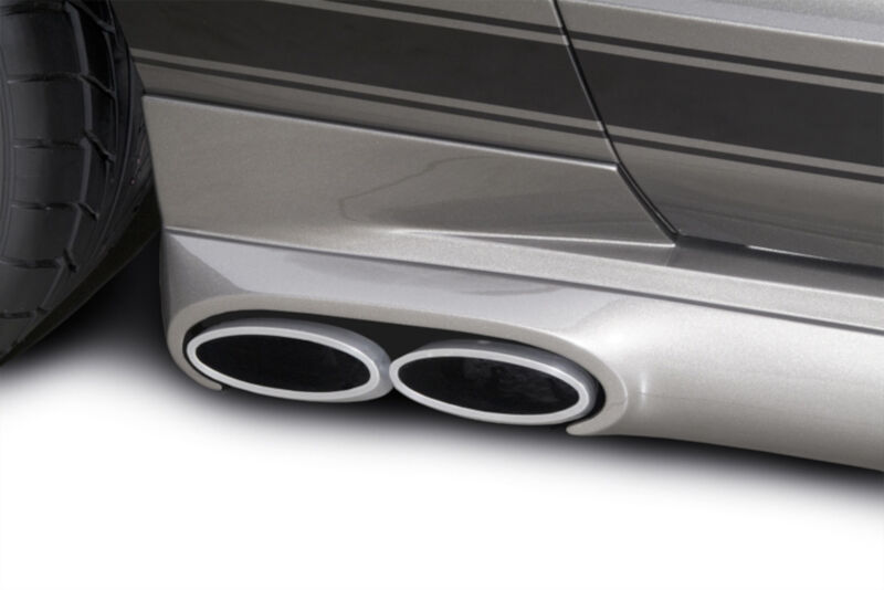 05-09 Mustang GT Coupe Cervini's C-Series Side Exhaust Kit