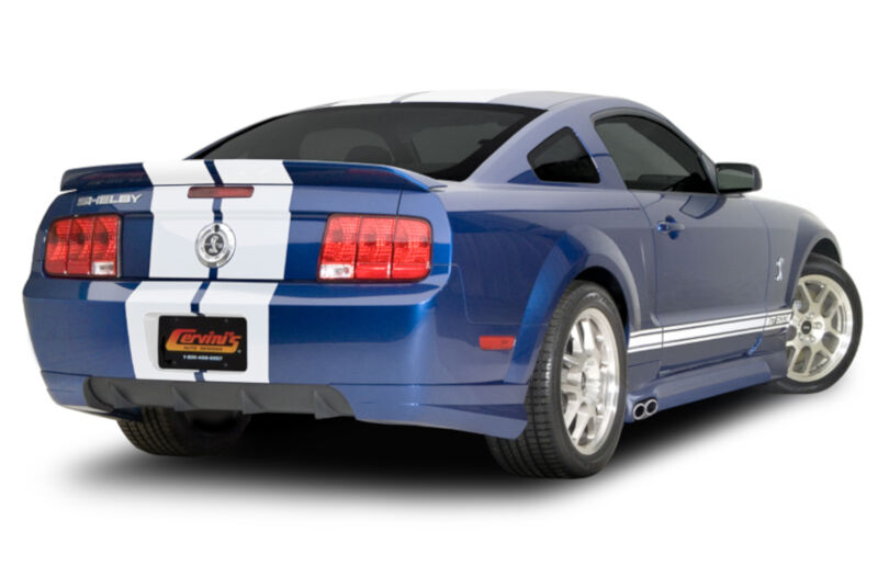 2007-2009 Shelby GT500 Cervini's Side Exhaust Kit