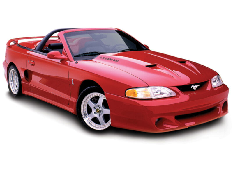 1996 Mustang Information Amp Specifications