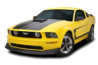 05-06 Mustang Cervini's B2 12-Piece Body Kit - Coupe