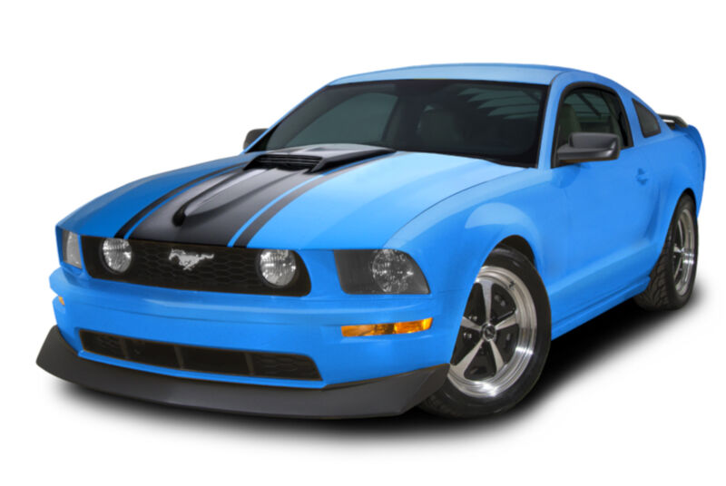 2005-2009 Mustang Cervini's 12-Piece M1 Body Kit