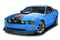 05-09 Mustang Cervini's 12-Piece M1 Body Kit