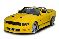 05-09 Mustang Cervini's Stalker Body Kit