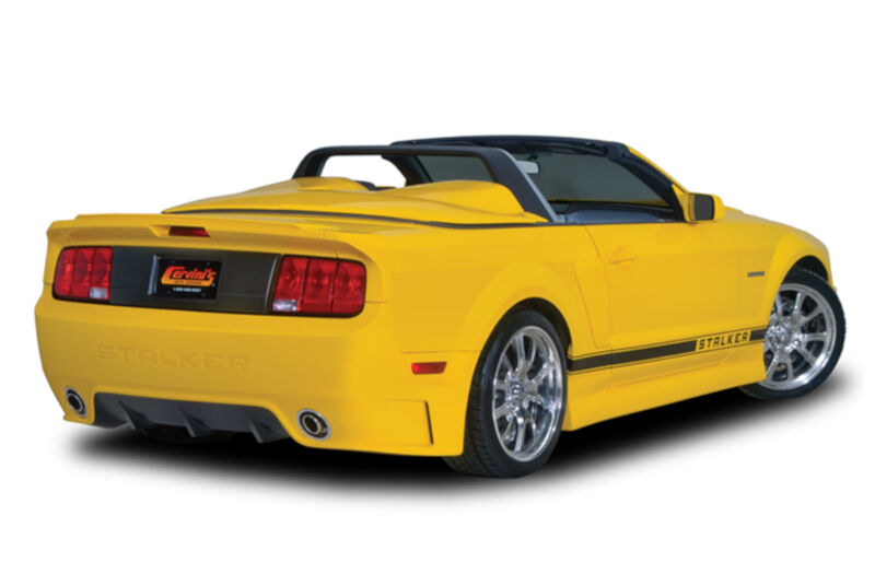 2005 2009 Mustang Cervini S Stalker Body Kit