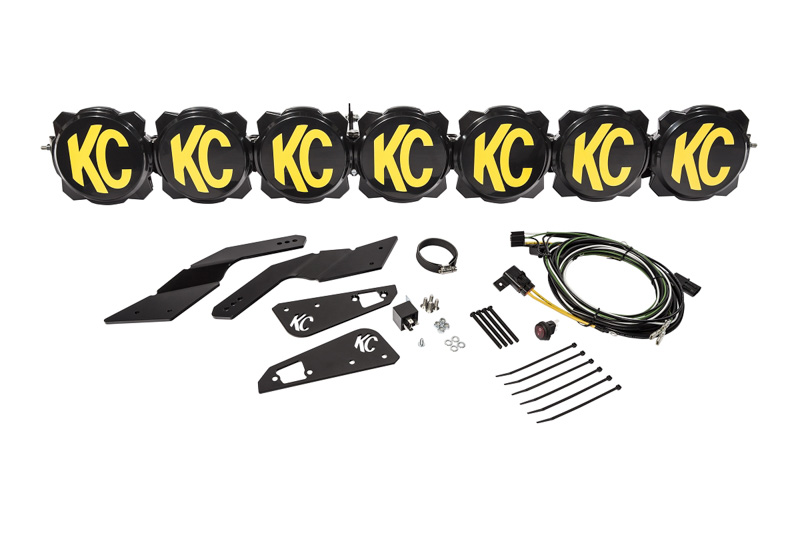 2017 2018 Can Am Maverick X3 Kc Hilites Gravity Pro6 45 Led Light Wiring Harness Privacy Policy