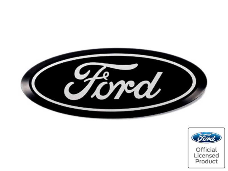 2017 2019 f250 f350 putco official ford licensed front rear black