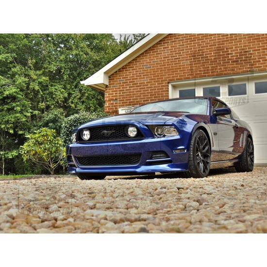 2013 2014 Mustang Street Scene Generation 2 Chin Spoiler
