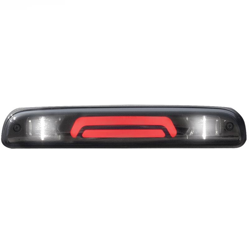 1999-2016 F250 & F350 Recon LED Third Brake Light with High-Power Cargo  Lights (Smoked)