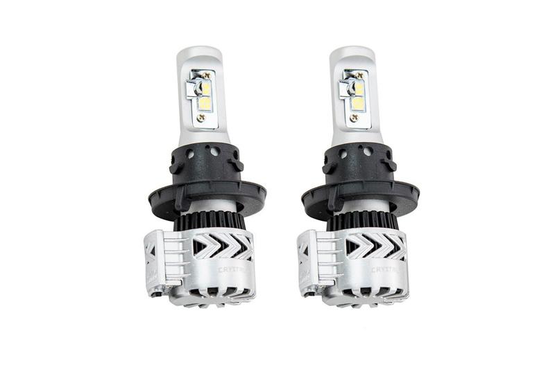 2001 2020 F250 F350 Crystalux Xhp50 Led Fog Light Bulbs 1718 Ford Xhp50 9005 H10 9040 9045 9145 Hb3