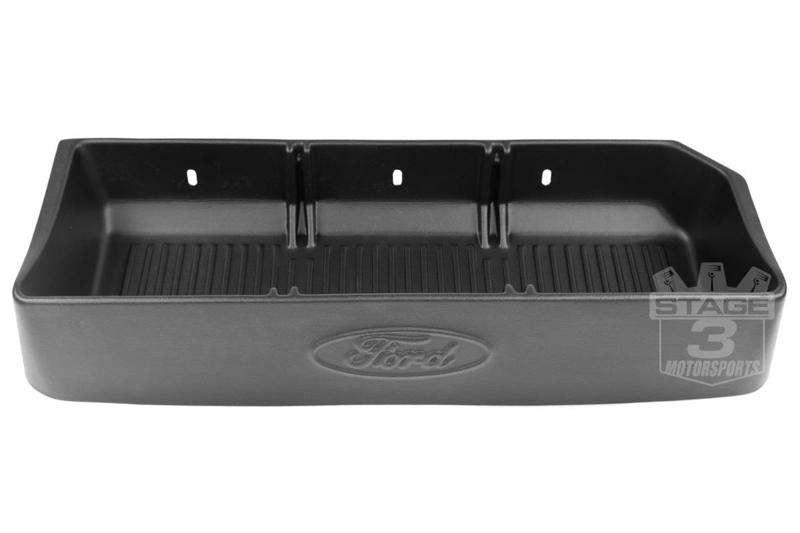 F150 Under Seat Storage >> 2009-2014 F150 SuperCrew Ford Under-Seat Storage Organizer 9L3Z-78115A00-CA