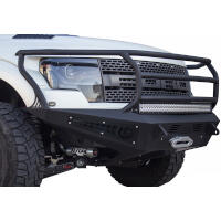 2010-2014 SVT Raptor ADD Honey Badger Rancher Front Winch Mount Off-Road Bumper