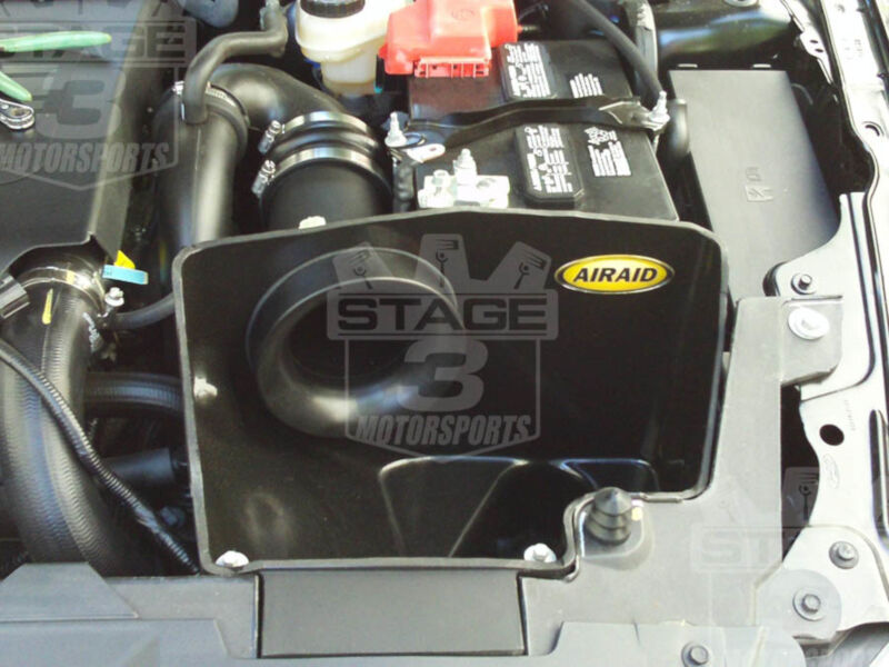 Airaid 451-260 SynthaMax Dry Filter Intake System AIR-451-260