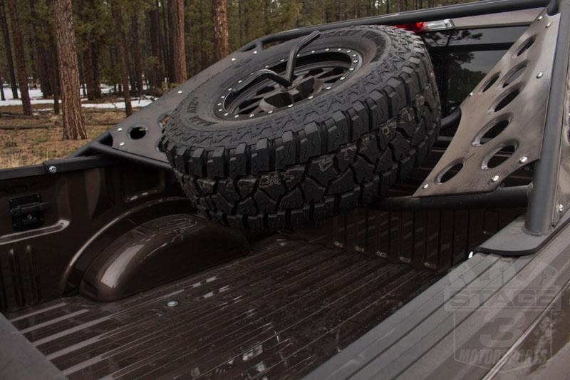 2004-2019 F150 & SVT Raptor ADD Venom Chase Rack with Tire ...