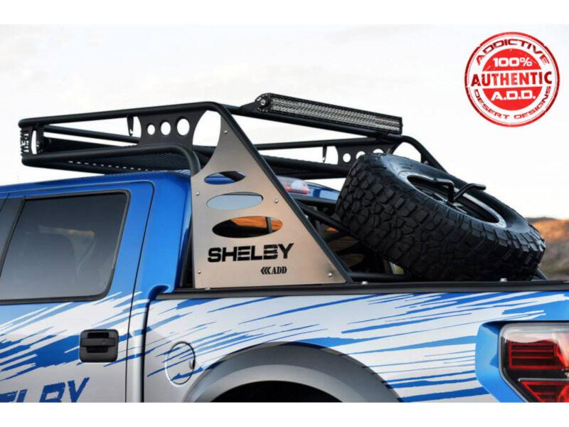 2004 2014 F150 Amp Svt Raptor Add Over Cab Tire Chase Rack