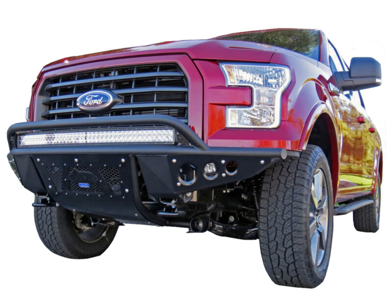 2015-2017 F150 ADD Stealth R Paneled Front Off-Road Bumper (No Winch)
