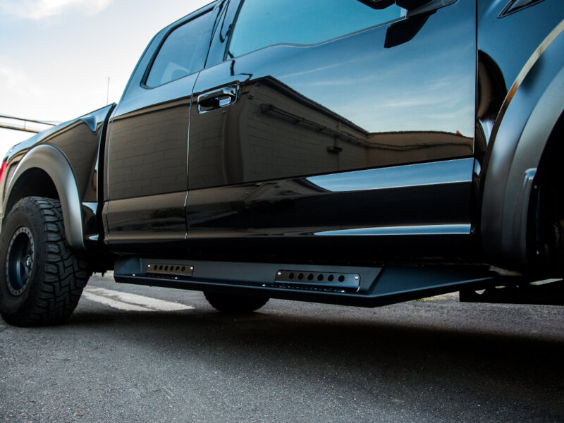 2015-2019 F150 & Raptor ADD Honey Badger Side Steps ...