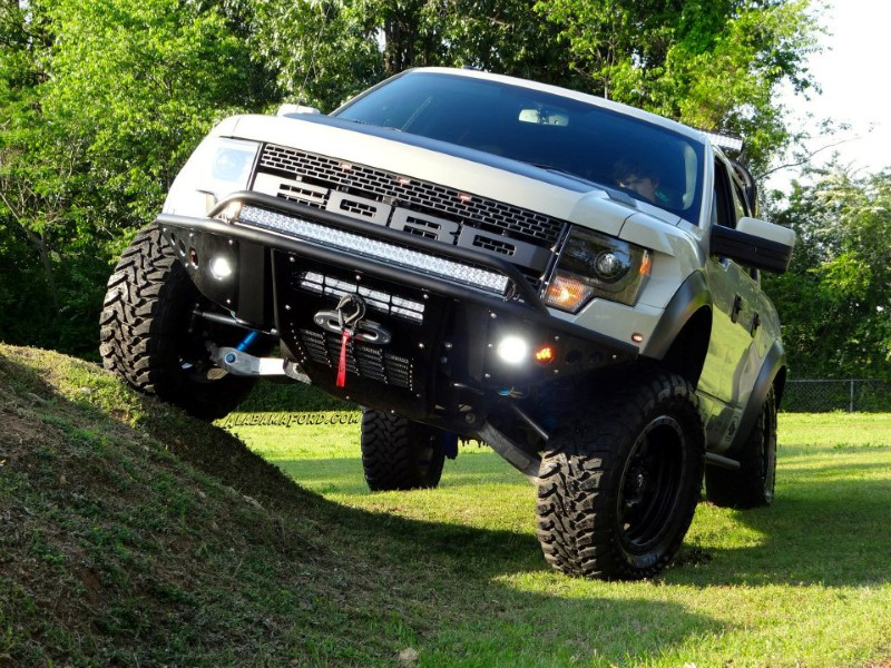 2010-2014 SVT Raptor ADD Stealth Paneled Front Off-Road ...