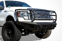 2011-2014 F150 ADD Honey Badger Rancher Vented Front Off-Road Bumper
