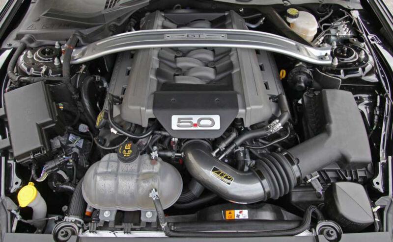 2015 2017 Mustang 5 0l V8 Gt Aem Cold Air Induction System Aem22 687c