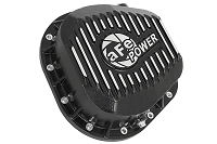 2019 Ford Ranger AFE Black Rear Differential Cover (Machined/Pro Series)