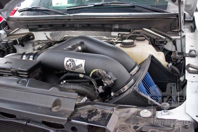2012 2014 F150 3 5l Ecoboost Afe Cold Air Intake 54 12192