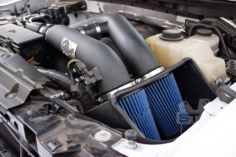 2013 ford mustang gt wiring diagram 2011 f150 3 5l ecoboost afe stage 2 cold air intake 54 12182