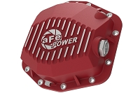 2019 Ford Ranger AFE Red Rear Differential Cover (Machined/Pro Series)