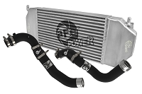 2018-2019 F150 3.0L Powerstroke aFe Bladerunner GT Series Intercooler with Tubing