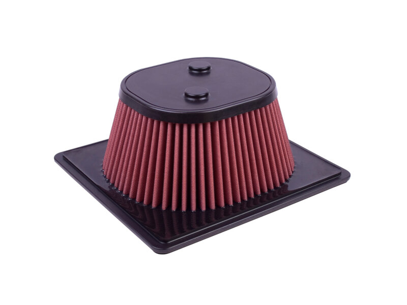 2008-2010 F250 & F350 6.4L Airaid SynthaFlow Drop-In Replacement Air Filter (Oiled)