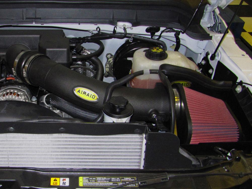 2011 2012 F250 Amp F350 6 2l Airaid Synthamax Cold Air