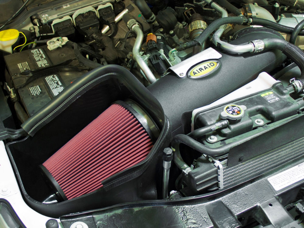 2000 Ford F250 Diesel >> 2011-2016 Super Duty 6.7L Airaid MXP Cold Air Intake