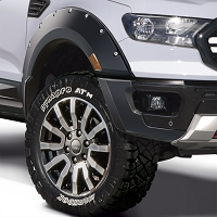 2019-2020 Ford Ranger Air Design Fender Flares w/ Extensions