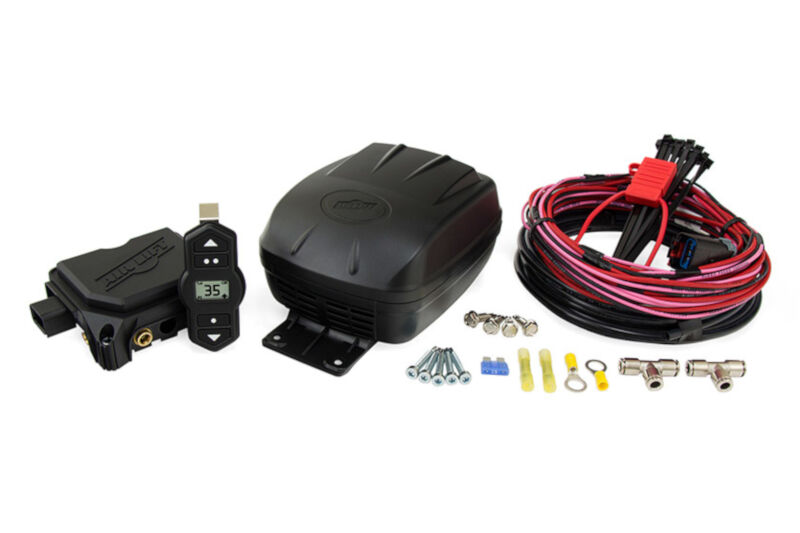 Air Lift 2nd Gen WirelessONE On-Board Air Compressor System - Single Path (Standard Duty)