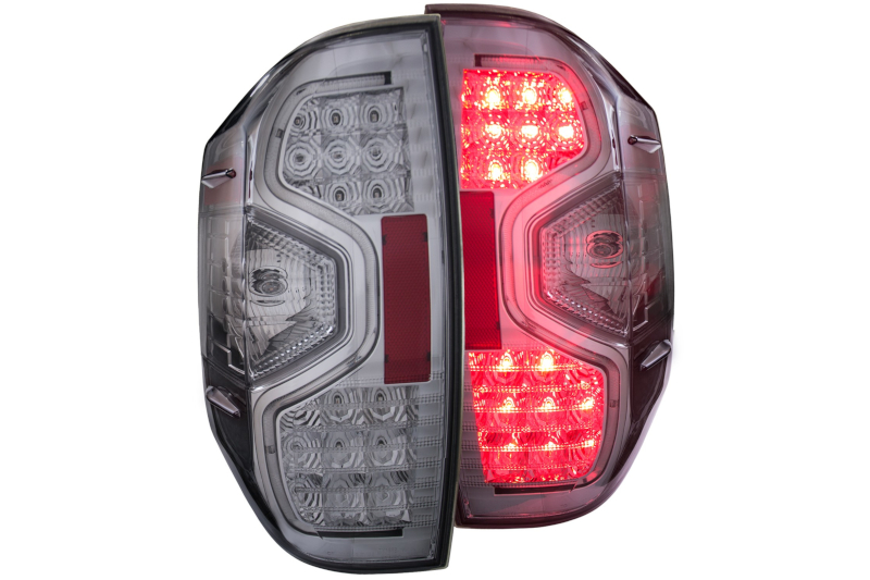 2014-2019 Tundra ANZO LED Tail Lights (Chrome)