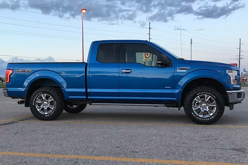 2014 2018 F150 Auto Spring 2 Quot Front Leveling Kit As20014