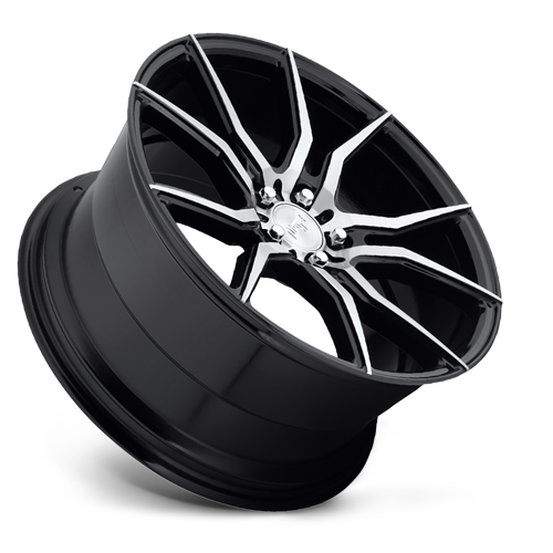 "2005-2017 Mustang Niche Ascari 20x9"" M166 Wheel (Black"