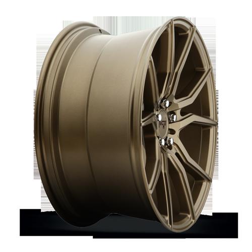 "2005-2017 Mustang Niche Ascari 20x10"" M167 Wheel (Bronze"