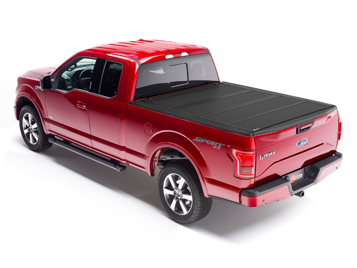 2015-2019 F150 6.5ft Bed BAKFlip MX4 Hard Folding Tonneau Cover