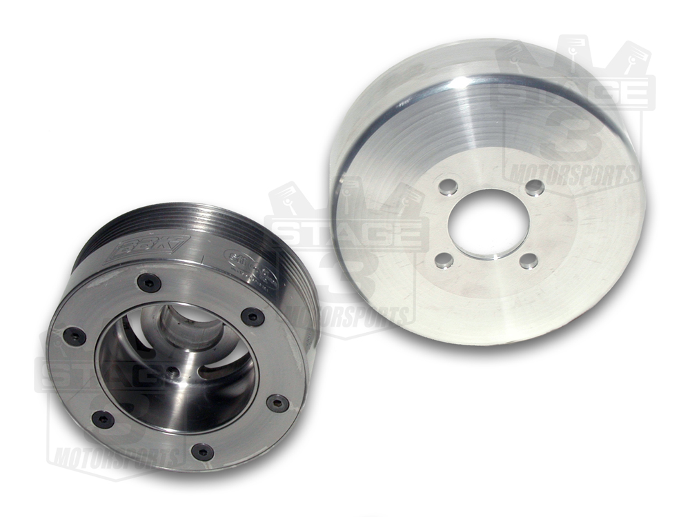2005-2010 Mustang GT BBK Underdrive Pulleys