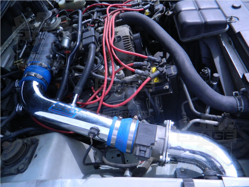 1996 2004 Mustang Gt 46l Bbk Cold Air Intake 1718 97 Fuel Filter Location Tap To Expand