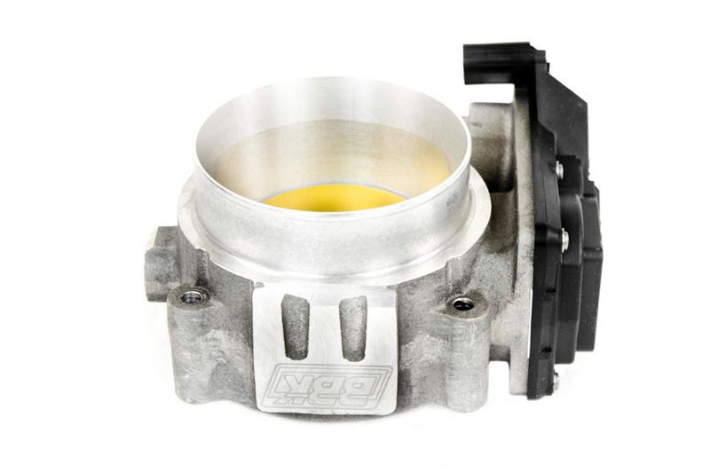 2011-2014 F150 5 0L BBK 85mm Power-Plus Throttle Body