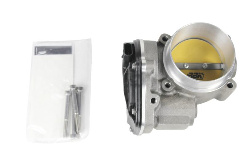 2011-2014 F150 5 0L BBK 85mm Power-Plus Throttle Body 1821-1