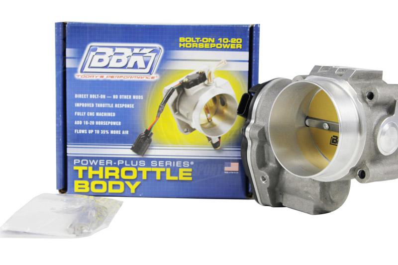 2011-2016 F150 V6 3 5L / 3 7L BBK 73MM Throttle Body