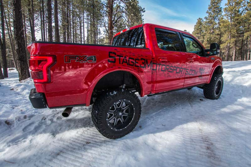 "2004-2019 F150 BDS Fox 2.0 Rear Shock for 6"" Lift Kits ..."