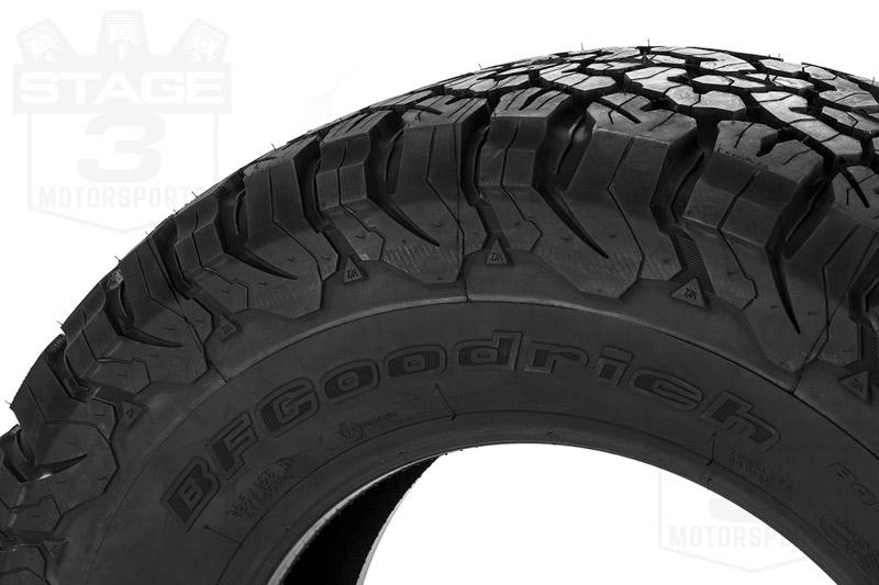 bf goodrich all terrain t a ko2 off road tire bfg13389. Black Bedroom Furniture Sets. Home Design Ideas