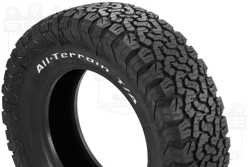 285 70r17 bf goodrich all terrain t a ko2 off road tire 99728. Black Bedroom Furniture Sets. Home Design Ideas