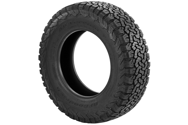LT275/60R20 BF Goodrich All-Terrain T/A KO2 Off-Road Tire